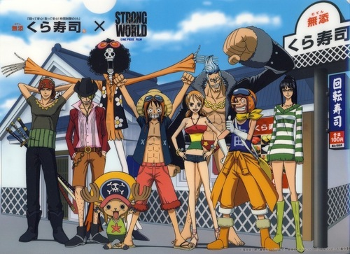 One Piece Wallpaper Containing Anime Called Straw Hat Pirates