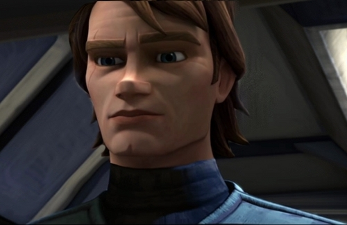Super hot Clone Wars Anakin Skywalker