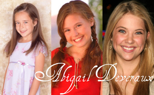 Days of Our Lives hình nền with a portrait called Abigail Deveraux