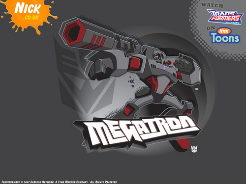 TFA Wallpapaer: Megatron