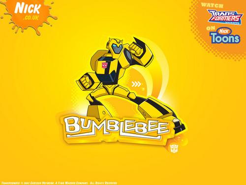TFA Wallpaper: Bumblebee