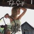 Taylor Swift - Should've Said No [My FanMade Single Cover]