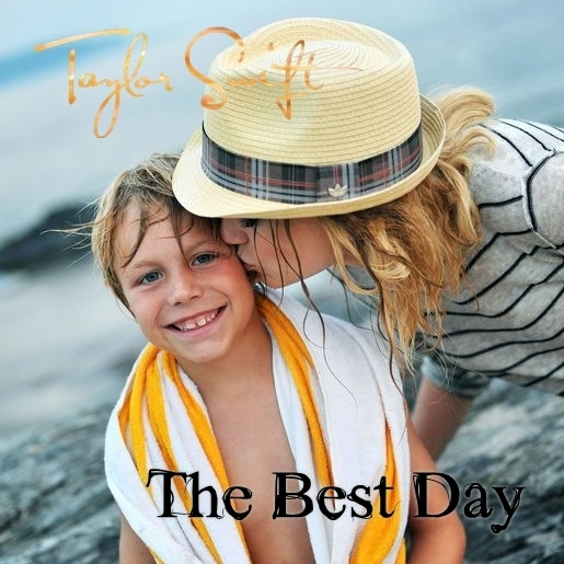 Anichu90 Taylor Swift - The Best Day [My FanMade Single Cover]