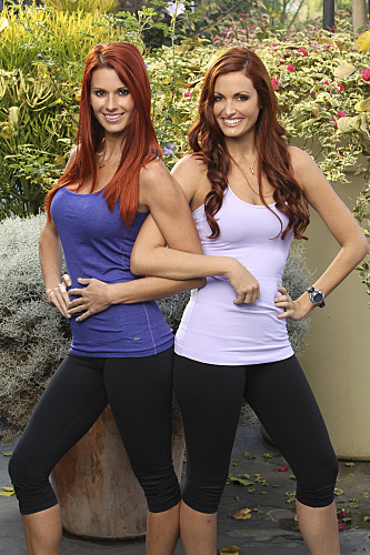 The Amazing Race 18- Jaime & Cara