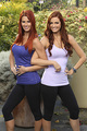 The Amazing Race 18- Jaime &amp; Cara - the-amazing-race photo