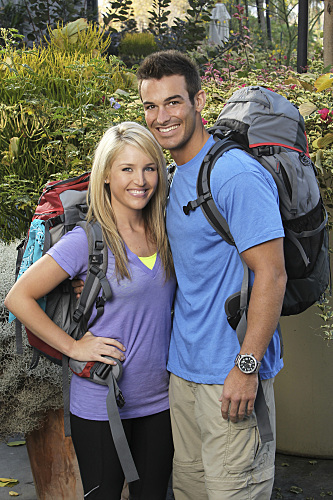 The Amazing Race wallpaper titled The Amazing Race 18- Amanda & Kris