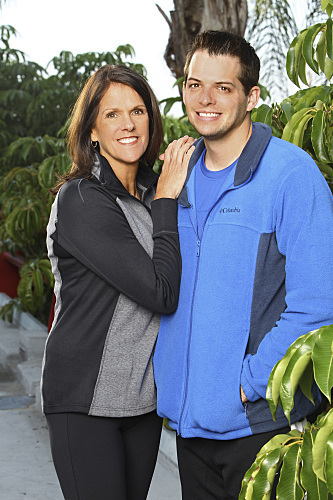 The Amazing Race wallpaper with a banana titled The Amazing Race 18- Margie & Luke