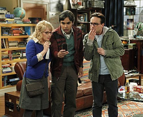 The Big Bang Theory - Episode 4.14 - The Thespian Catalyst - Promotional 사진