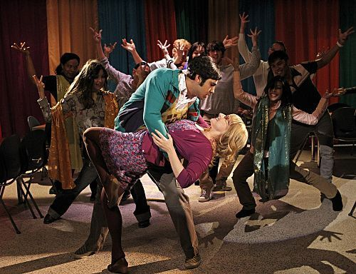 The Big Bang Theory - Episode 4.14 - The Thespian Catalyst - Promotional चित्रो