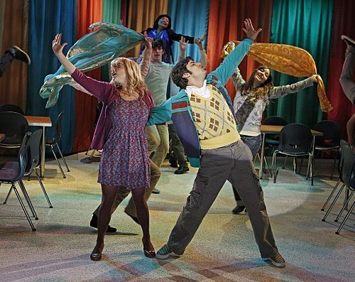 The Big Bang Theory - Episode 4.14 - The Thespian Catalyst - Promotional Fotos