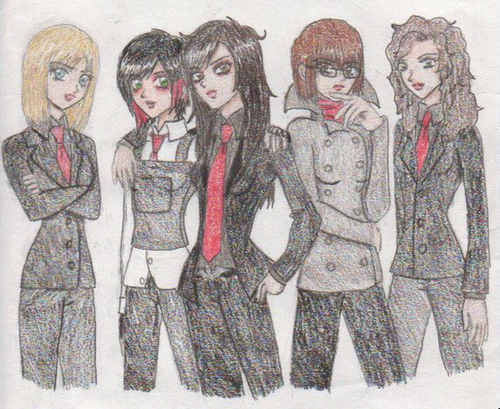 The Chemical Girls