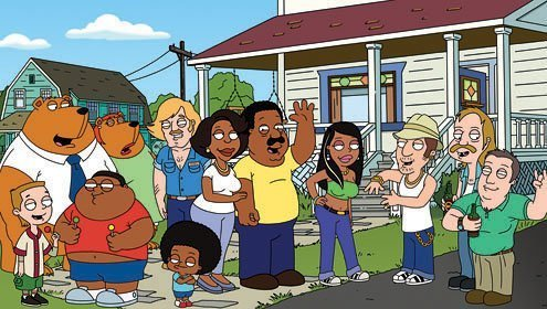 The Cleveland Show!