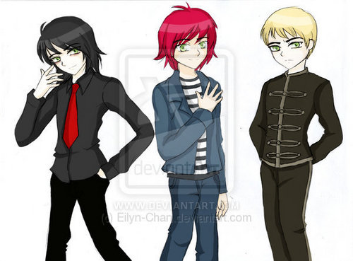 Thee Types of Gerard