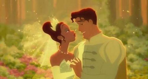 Tiana & Naveen