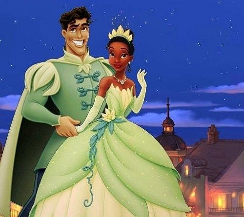 Tiana and Naveen =)