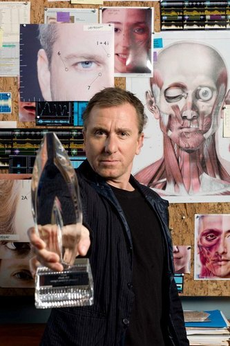 Tim Roth with his People's Choice Awards