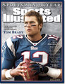 Tom Brady Magazine Cover