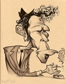 Tom Waits - tom-waits fan art