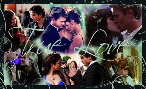 True Love Delena LoVe Brucas Jacey