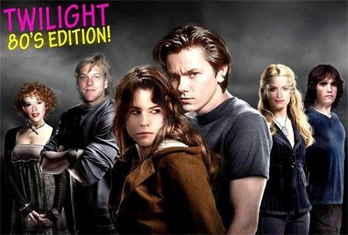 Twilight 80's style