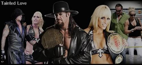 Undertaker and Michelle