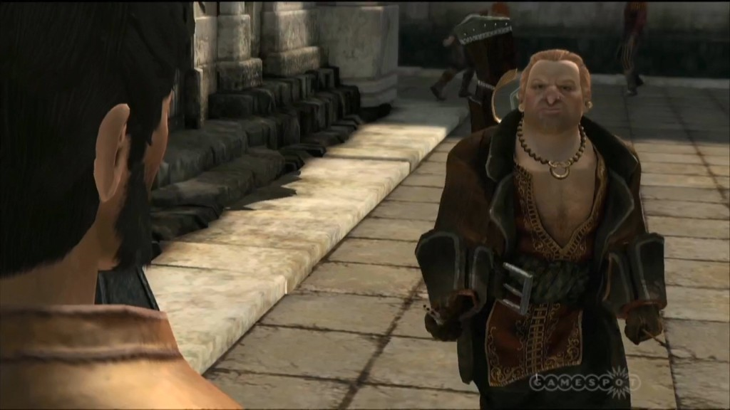 Varric Dragon Age Origins From Dragon Age Origins