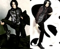 Vogue photoshoot in color!! - michael-jackson photo