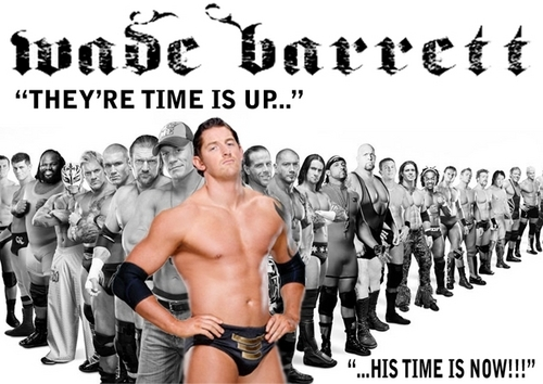 Wade Barrett-Royal Rumble
