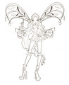 Winx Club Coloring Pages - winxclub photo