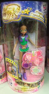 Winx 玩偶