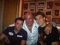 Xavi Hernandez & Fernando Llorente