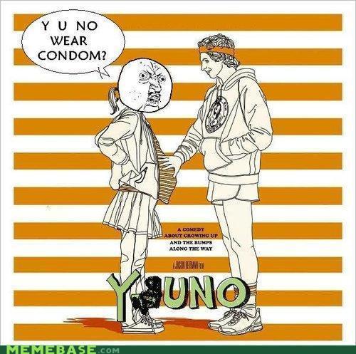 Y U NO Guy....