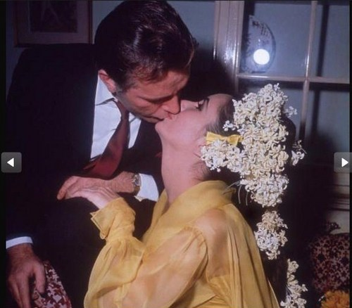wewe may kiss the bride
