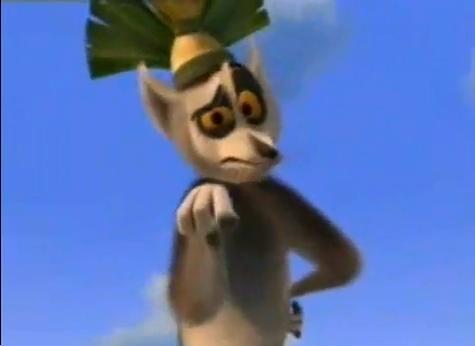 Images in the king julien club tagged king julien madagascar lemur