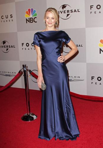 Yvonne Strahovski @ NBC Universal's 2011 Golden Globes After Party