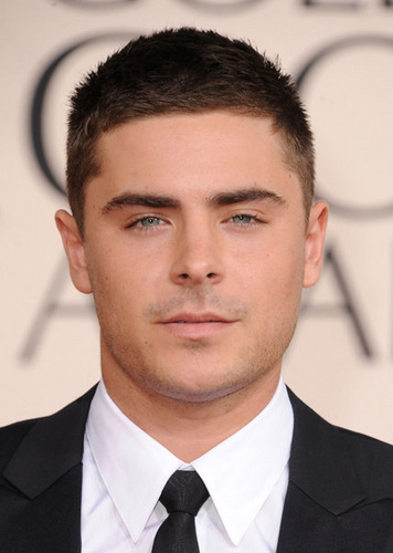 Zac @ 2011 Golden Globe Awards