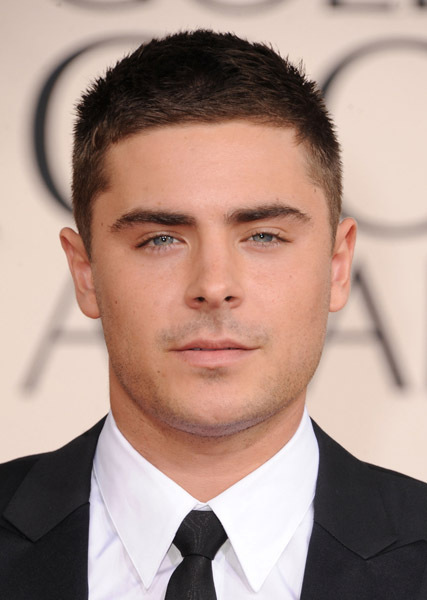 zac efron 2011 photoshoot. Zac @ 2011 Golden Globe Awards