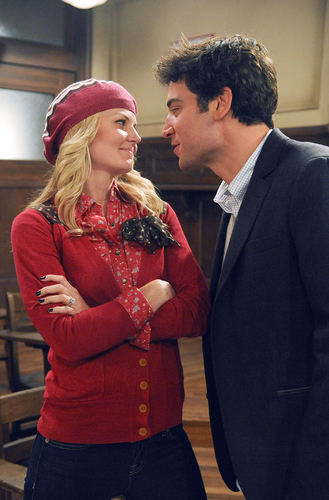 Zoey and Ted