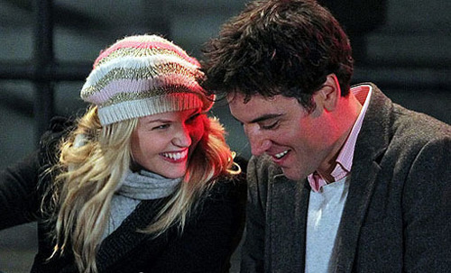 Zoey and Ted - ted-mosby Photo