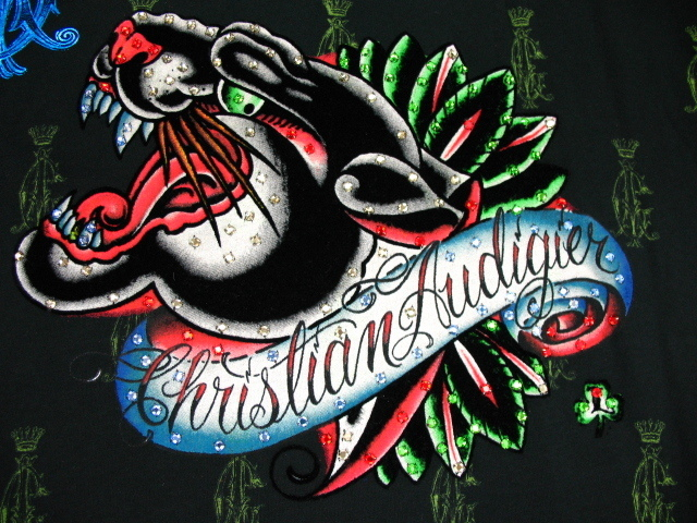Christian Audigier And Ed Hardy Images Wallpaper Background Photos