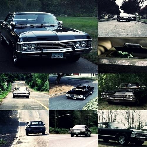 Supernatural Images Dean Sam Impala Wallpaper And