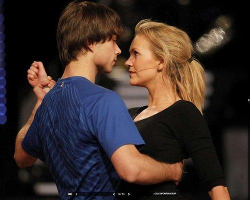 from tango rehearsal