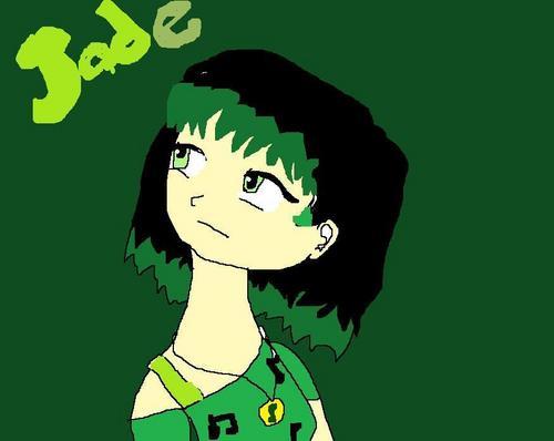 jade Anime