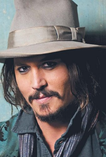 johnny depp- Cut! magazine February issue - 2011