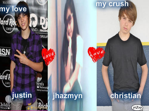 me justin and christian