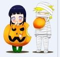 naruhina - halloween costume
