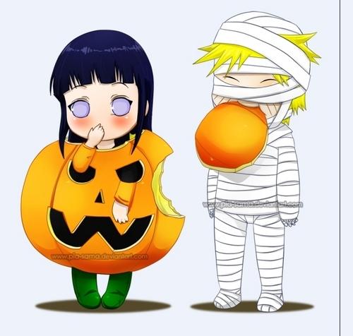 Нарухина - Хэллоуин costume