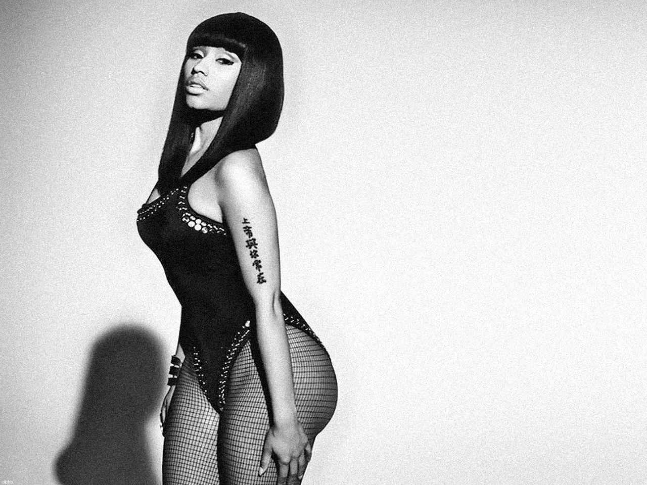 Nicki Nicki Minaj Wallpaper 18576292 Fanpop