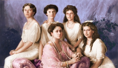 romanov women