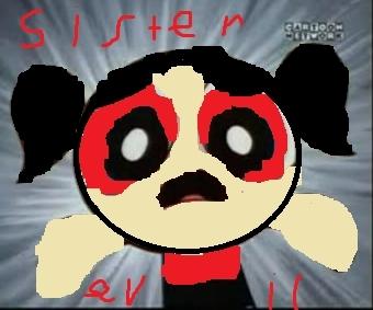 sister evil
